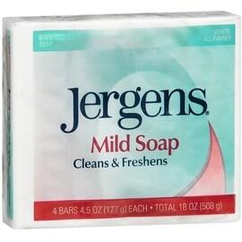 Jergens 18-ounce Mild Soap