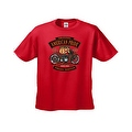 MEN'S BIKER T-SHIRT Original American Pride ENTHUSIAST SINCE 1903 S-2X 3X 4X 5X - Thumbnail 8