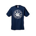 MEN'S FUNNY T-SHIRT Made in Nature MARIJUANA WEED GRASS POT SMOKING LEAF S-5XL - Thumbnail 5