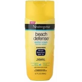 Neutrogena 6.7-ounce Beach Defense SPF 70 Lotion