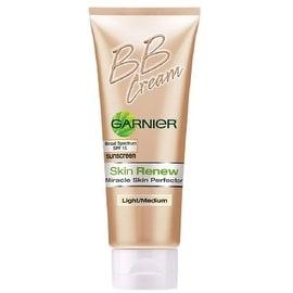 Garnier Skin Renew Miracle Skin Perfector B.B. Cream, Light/Medium 2.5 oz