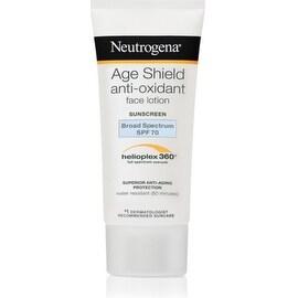 Neutrogena 3-ounce Age Shield Face Sunscreen SPF 70