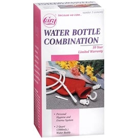 Cara Water Bottle Combination Number 3 Economy 1 Each