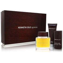 Kenneth Cole Signature Men's 3-piece Gift Set