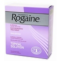 Rogaine 6-ounce Women's Unscented (3-Pack) - Thumbnail 0