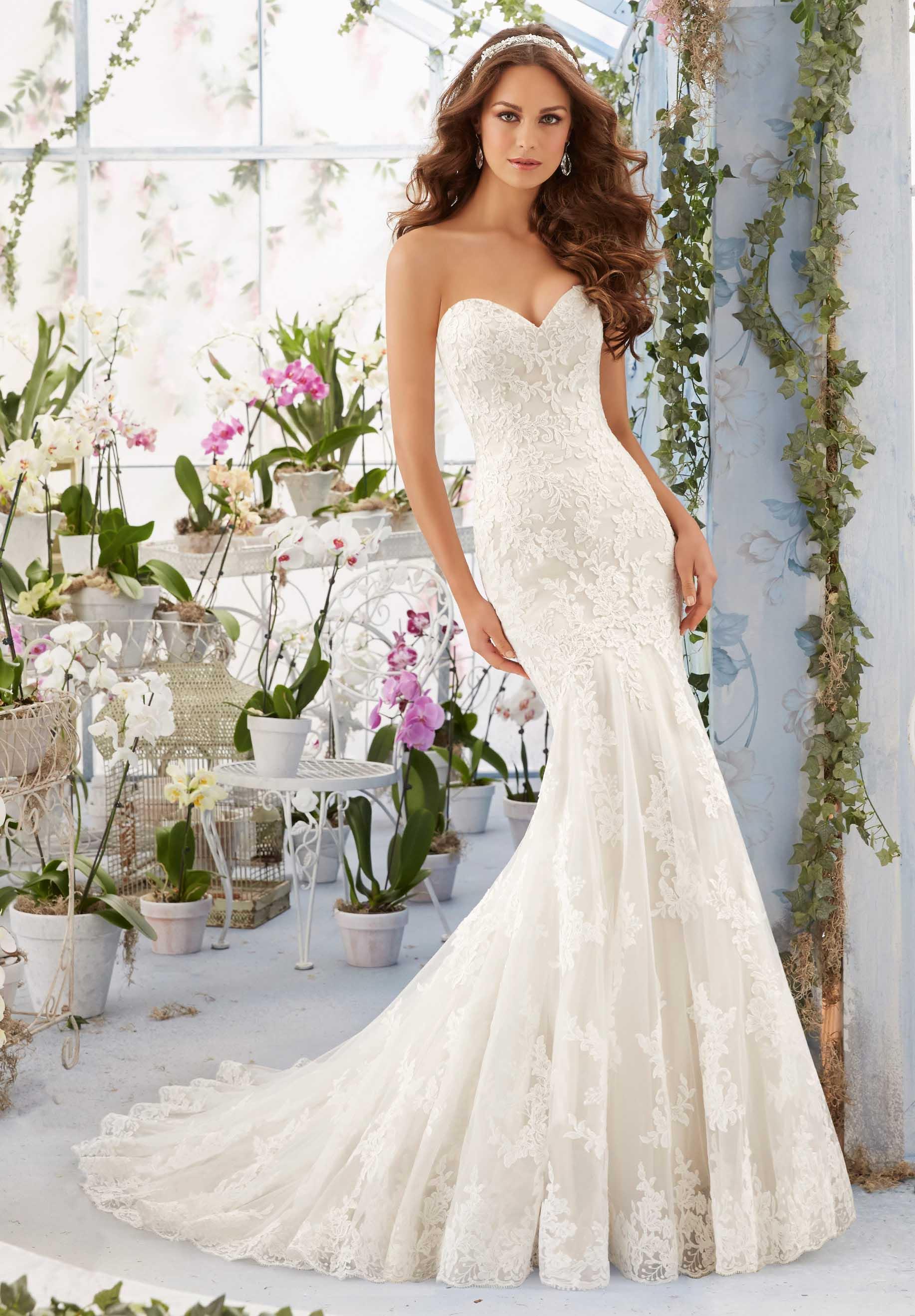 Mori Lee Women's Bridal Gown
