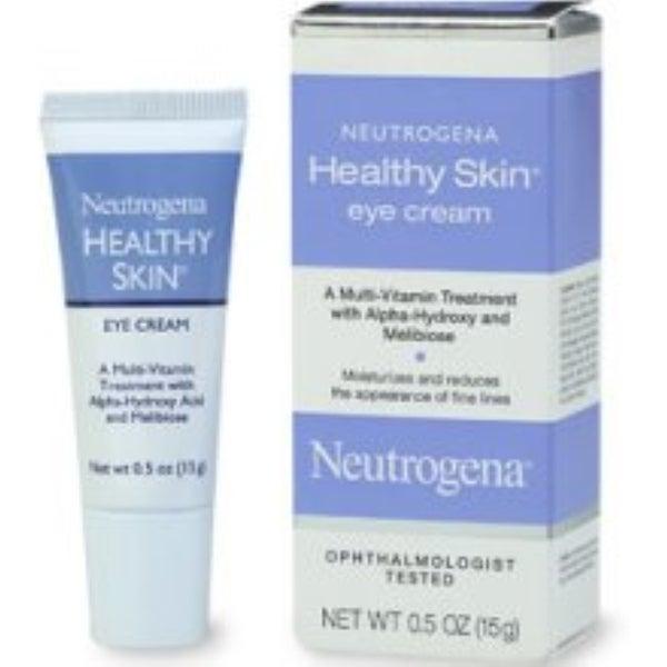 Neutrogena healthy skin eye cream oz free shipping for Cetaphil moisturizing cream for tattoos