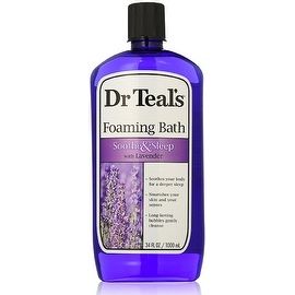 Dr Teal's Foaming Bath, Soothe & Sleep 34 oz