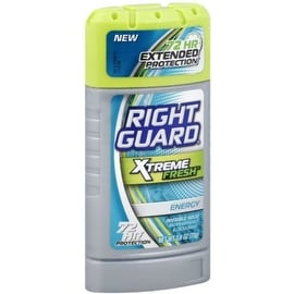 Right Guard Xtreme Fresh Antiperspirant & Deodorant, Energy 2.60 oz