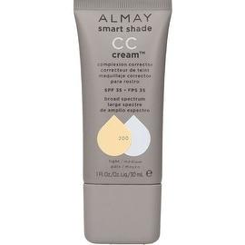 Almay Smart Shade CC Cream, Light/Medium [200] 1 oz