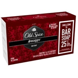 Old Spice 4-ounce Red Zone High Endurance Bar Soap Swagger (6 Bar Pack)