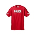 Men's T-Shirt Funny Police Adult Humor Cops Officer Of The Law Tee Sheriff - Thumbnail 6