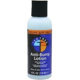 Organic Root Stimulator Tea Tree Oil Anti-Bump Lotion, 4 oz