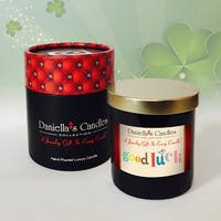 Good Luck Jewelry Candle - Peach - Surprise Me
