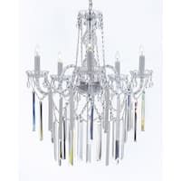 Authentic Empress All Crystal Chandelier Lighting