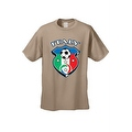 MEN'S SPORTS T-SHIRT Italy Soccer Team FLAG FUTBOL FOOTBALL S M L XL 2XL-5XL - Thumbnail 2
