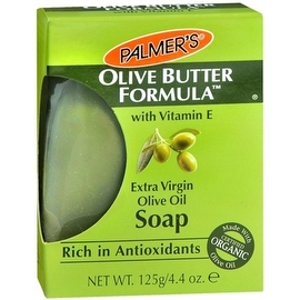 Palmer's Olive Butter Formula 4.4-ounce Extra Virgin Olive Oil Soap