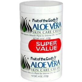 Fruit of the Earth Aloe Vera Cream 8 oz