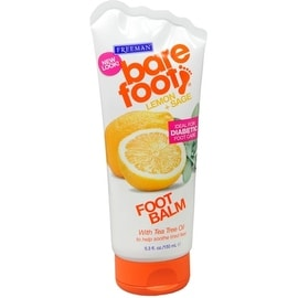 Freeman Bare Foot Revitalizing 5.3-ounce Foot Balm Lemon & Sage