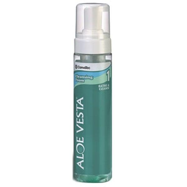 ConvaTec Aloe Vesta Cleansing Foam 8 oz