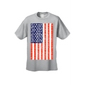 Men's T-Shirt USA Flag American Pride Stars & Stripes Old Glory Tee Distressed - Thumbnail 8