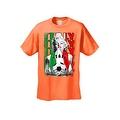MEN'S SPORTS T-SHIRT MARILYN ITALY SOCCER TEAM FLAG FUTBOL FOOTBALL TEE S-5XL - Thumbnail 3
