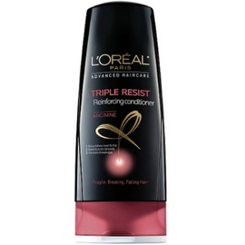 L'Oreal Advanced Haircare Triple Resist Reinforcing Conditioner 12.6 oz