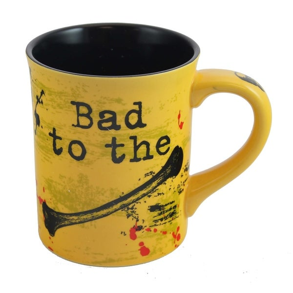 Our Name is Mud Bad to the Bones Mug