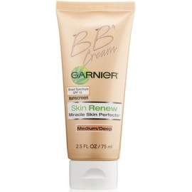 Garnier Skin Renew Miracle Skin Perfector B.B. Cream, Medium/Deep 2.5 oz