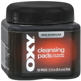 OXY Maximum Cleansing Pads 55 Each