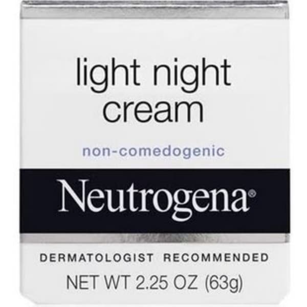 neutrogena light night cream oz free shipping on orders over. Black Bedroom Furniture Sets. Home Design Ideas