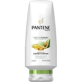 Pantene Pro-V Nature Fusion Smoothing Conditioner with Avocado Oil 25.40 oz