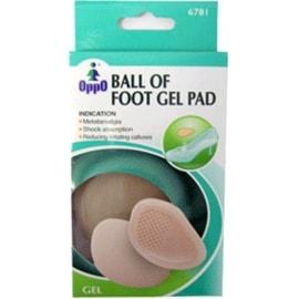 Oppo Gel Ball of Foot Pads [6781] (1 Pair)