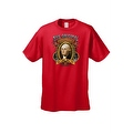 Men's T-Shirt The Original Moonshiner George Washington USA Since 1776 Tee - Thumbnail 6