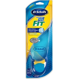 Dr. Scholl's Massaging Gel Fit Inserts, Men's [size 8-12] 1 pair