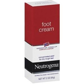 Neutrogena Norwegian Formula Foot Cream 2 oz