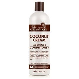 Renpure Originals Coconut Cream Nourishing Conditioner, 16 oz