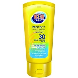 Ocean Potion 3-ounce Protect & Nourish Sunscreen SPF 30