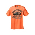 MEN'S T-SHIRT 'RUSTY NUTS AUTO SHOP' USED PARTS CAR AUTOMOBILE S-XL 2X 3X 4X 5X - Thumbnail 7
