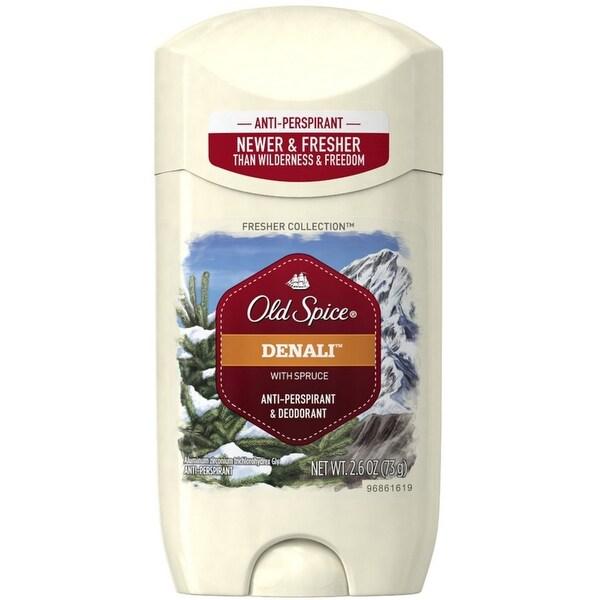 Old Spice Fresh Collection Anti-Perspirant Deodorant, Denali 2 60 oz