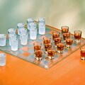 Shot Glass Checkers Set - Full Sized - Thumbnail 0