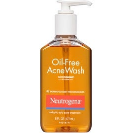 Neutrogena Oil-Free Acne Wash 6 oz