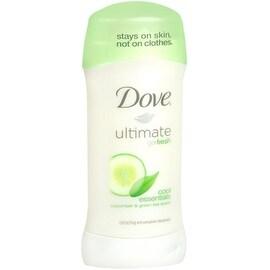 Dove Ultimate Go Fresh Anti-Perspirant Deodorant Cool Essentials 2.60 oz