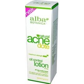 Alba Botanica Natural AcneDote Oil Control Lotion 2 oz