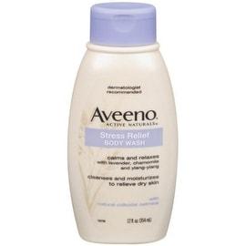 AVEENO Active Naturals Body Wash Stress Relief 12 oz