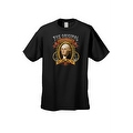 Men's T-Shirt The Original Moonshiner George Washington USA Since 1776 Tee - Thumbnail 2