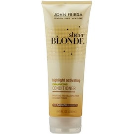 John Frieda Sheer Blonde Enhancing Conditioner for Darker Blondes 8.45 oz