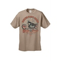 MEN'S BIKER T-SHIRT MOTORCYCLE MECHANIC SHOP BOBBER GARAGE L.A. S-XL 2X 3X 4X 5X - Thumbnail 2