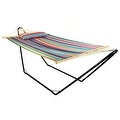 Sunnydaze 10ft Hammock Stand and Hammocks - Thumbnail 13