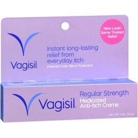 Vagisil Anti-Itch Creme Original Strength 1 oz